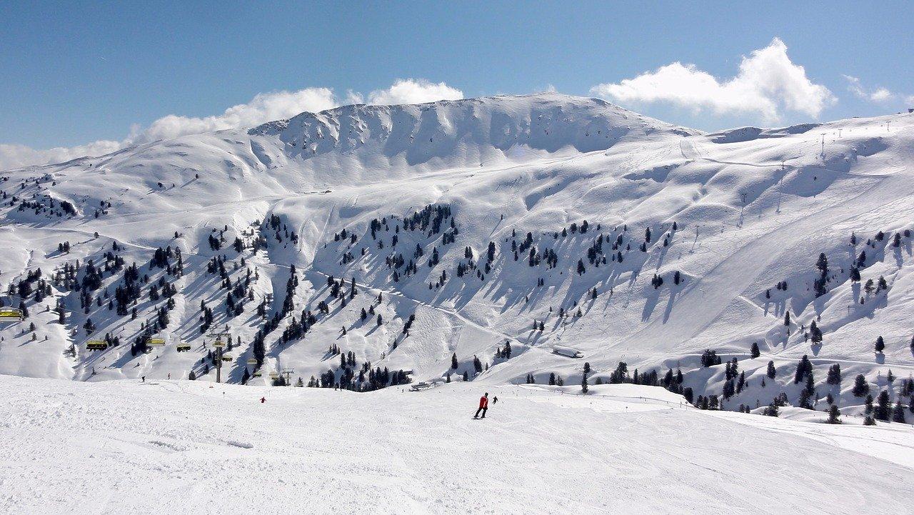 Austria Ski Slopes