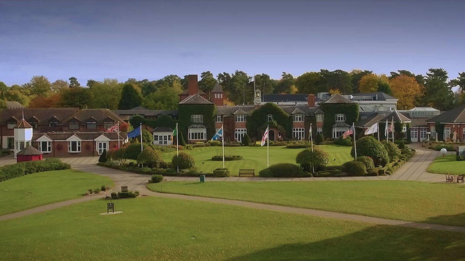 The Belfry Golf Resort, England