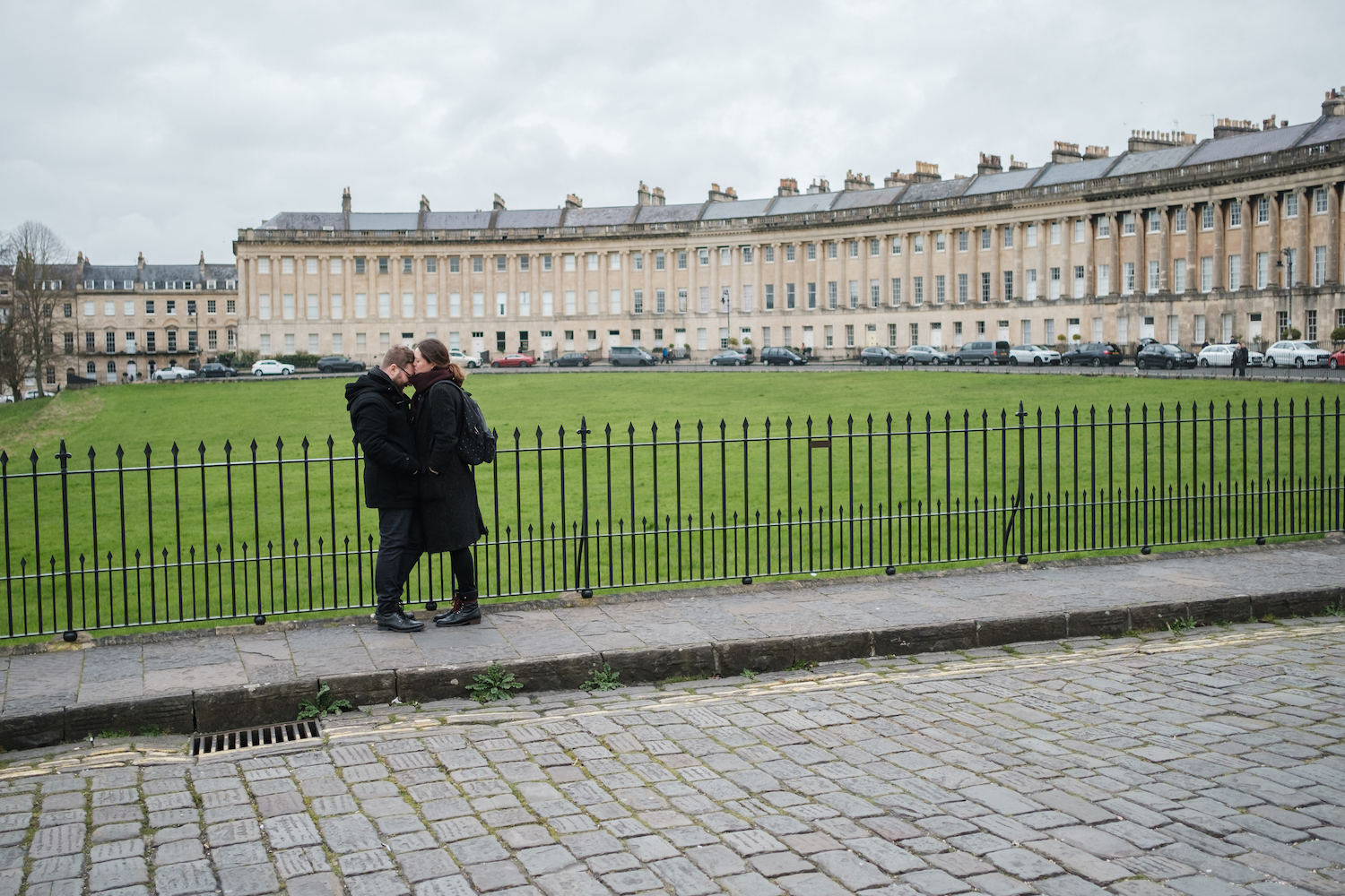 Bath Royal Crescent, England Travel and Street Photography - by Ben Holbrook from DriftwoodJournals.com-2