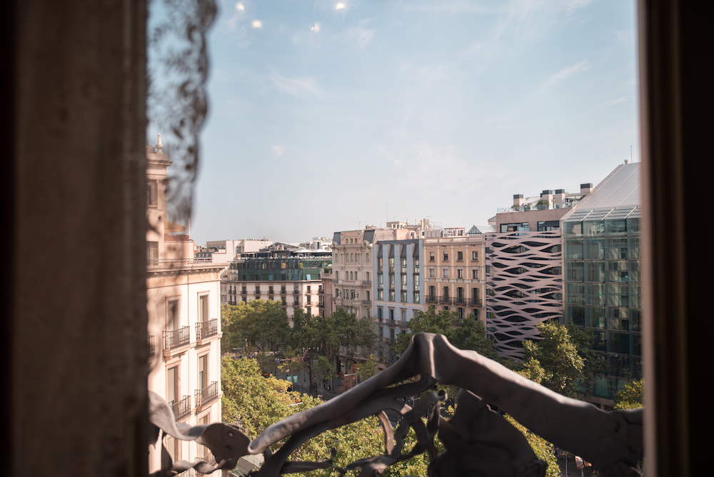 Inside Antoni Gaudi's Casa Mila (aka La Pedrera) Modernista Architecture, Eixample, Barcelona - by Ben Holbrook from DrifftwoodJournals.com13Inside Antoni Gaudi's Casa Mila (aka La Pedrera) Modernista Architecture, Eixample, Barcelona - by Ben Holbrook from DrifftwoodJournals.com13
