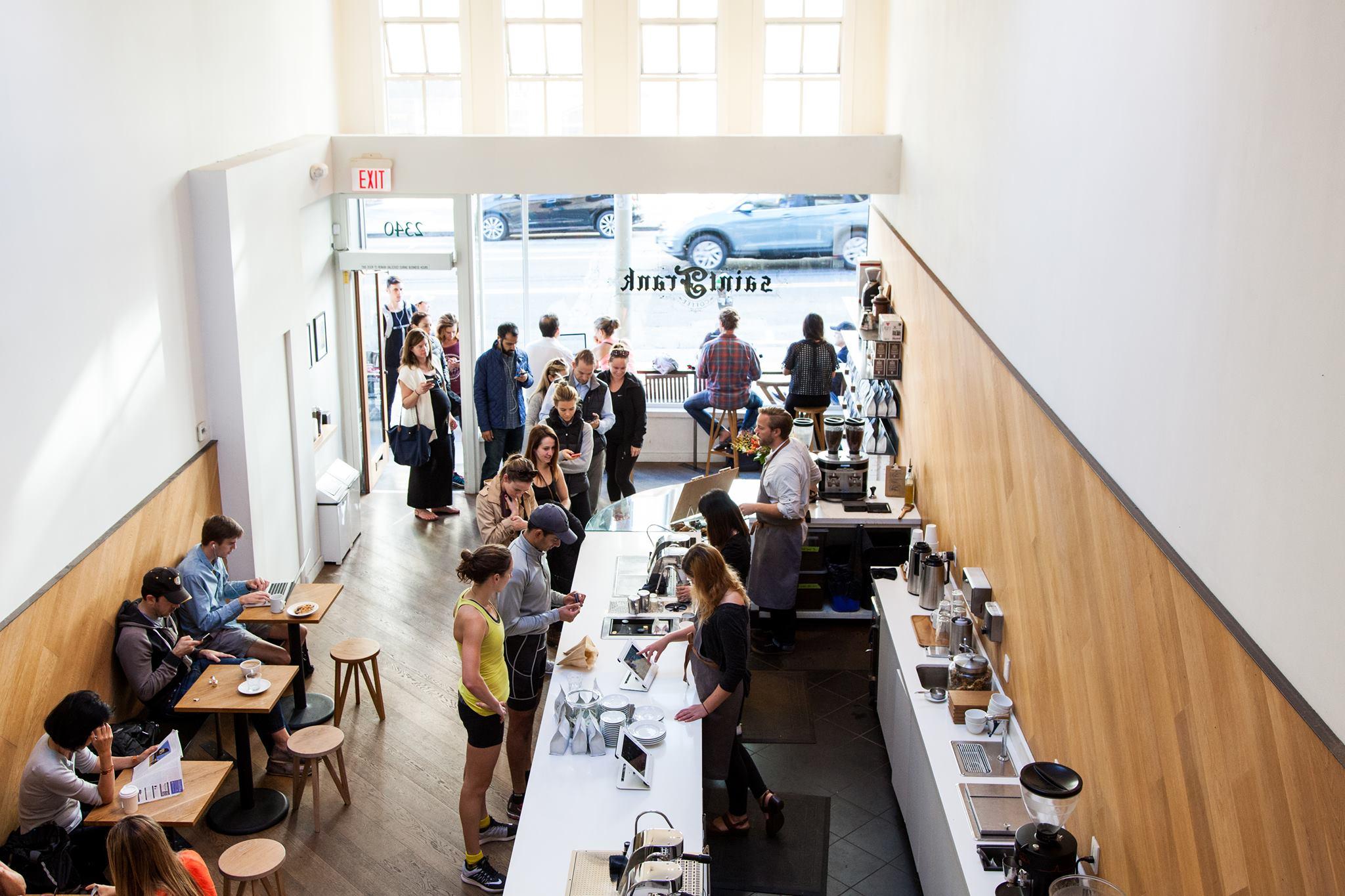 St Frank's Coffee – San Francisco, California