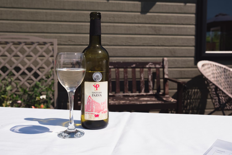 Bacchus White by Tintern Parva, 2017 (Welsh Wine Week)