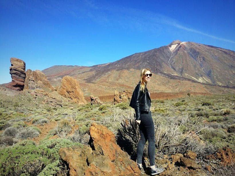 Tenerfie's Famous Teide National Park