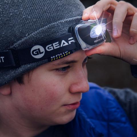 GearLight LED Headlamp Flashlight