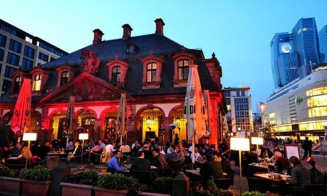 Frankfurt Best Football Bars