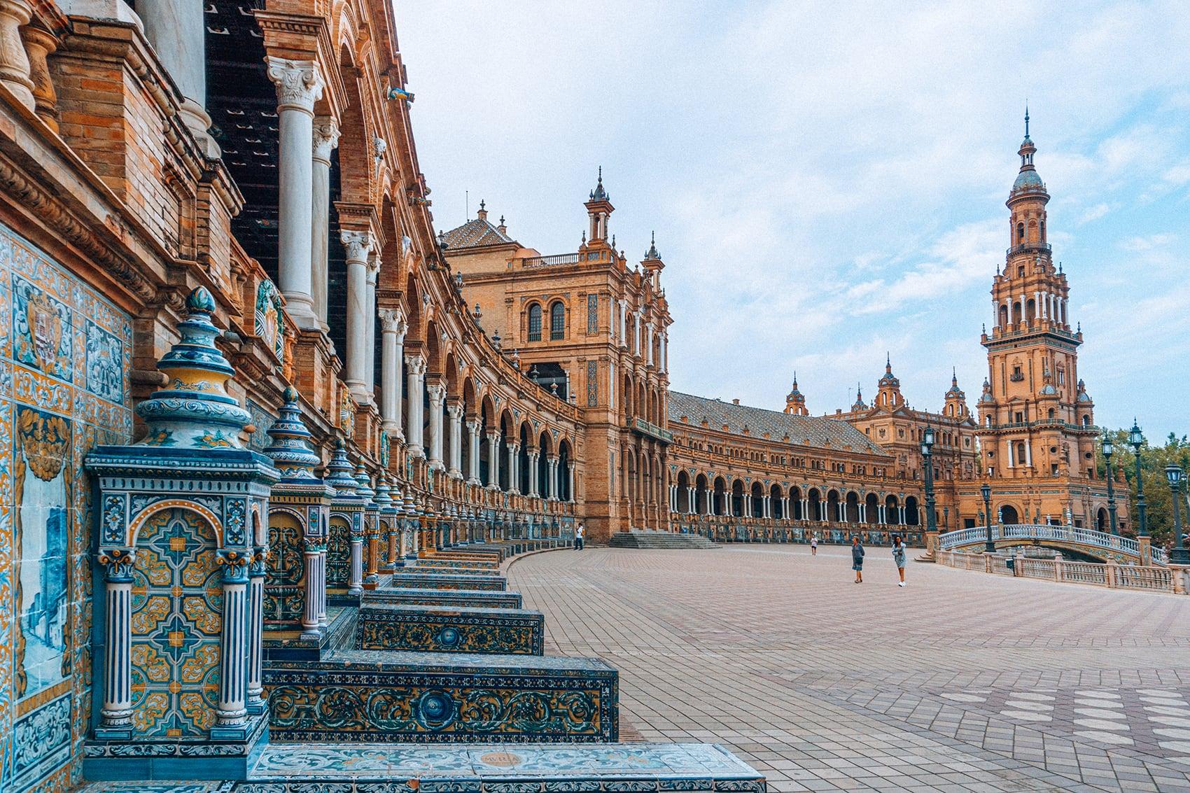 Seville, Spain for Couples