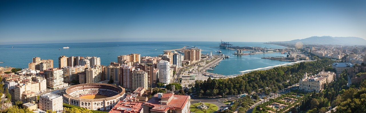 Where to Play Football in Malaga Spain
