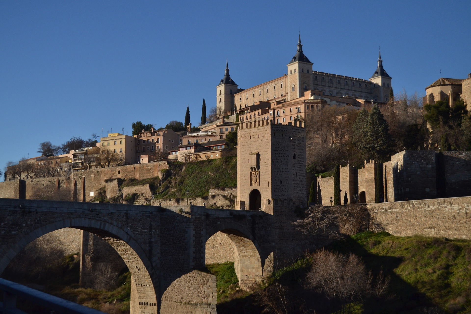 Toledo, Spain for Couples