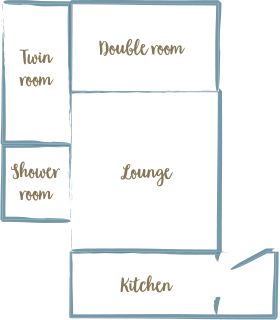 Driftwood Retreat Floor Plan