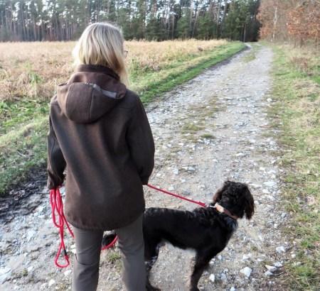 Drilling Jagd- & Outdoorbekleidung Damen Lodenjacke Artemis Jagd Merino schwarzbraun