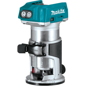 Makita XTR01Z LXT Compact Router