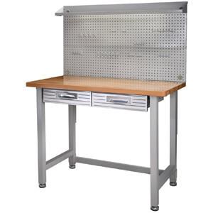 Seville Classics Stainless Steel Workbench