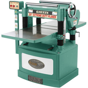 Grizzly G1033X 20-Inch Planer