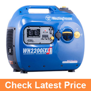 Westinghouse WH2200iXLT Inverter Generator