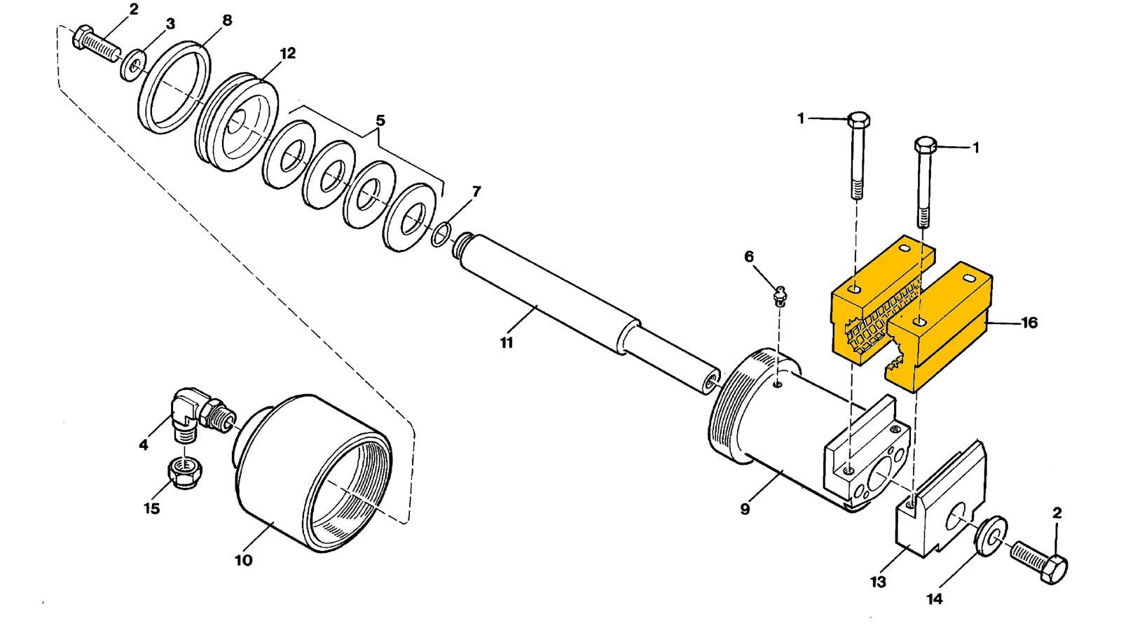 Diamec 232 Page 33 Drill Rigs Spare Parts