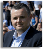 Jim Green, Chief Executive of Chester FC Community Trust