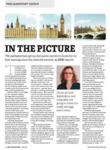 Report from May DDN magazine on the APG