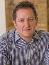 Crisis chief executive, Jon Sparkes.