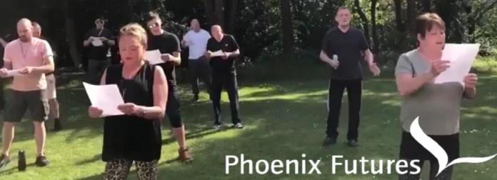 Phoenix Wirral Choir