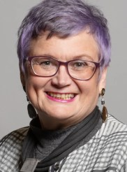 chair of the Gambling Related Harm All Party Parliamentary Group, Carolyn Harris MP