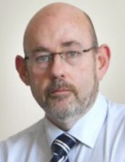 Prof Jim McManus, director of public health at Hertfordshire County Council