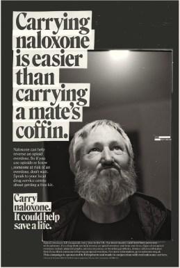 naloxone awareness poster