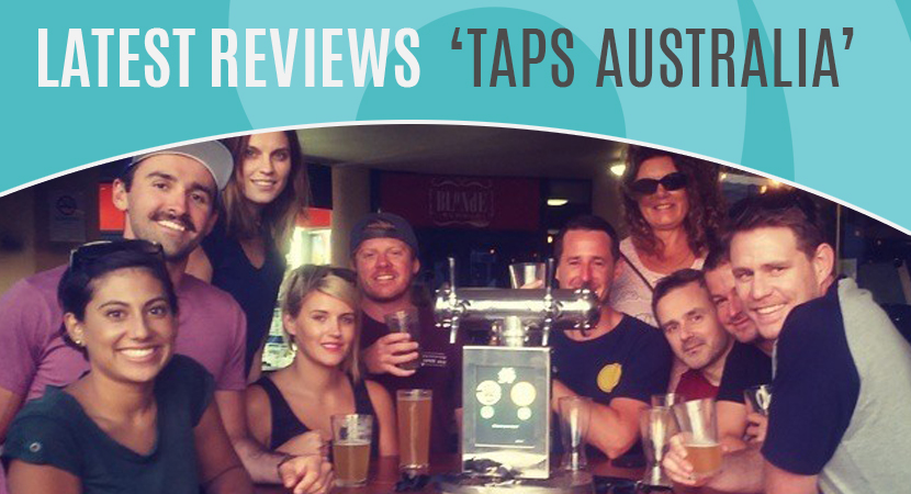 Blog post header latest reviews Taps Australia
