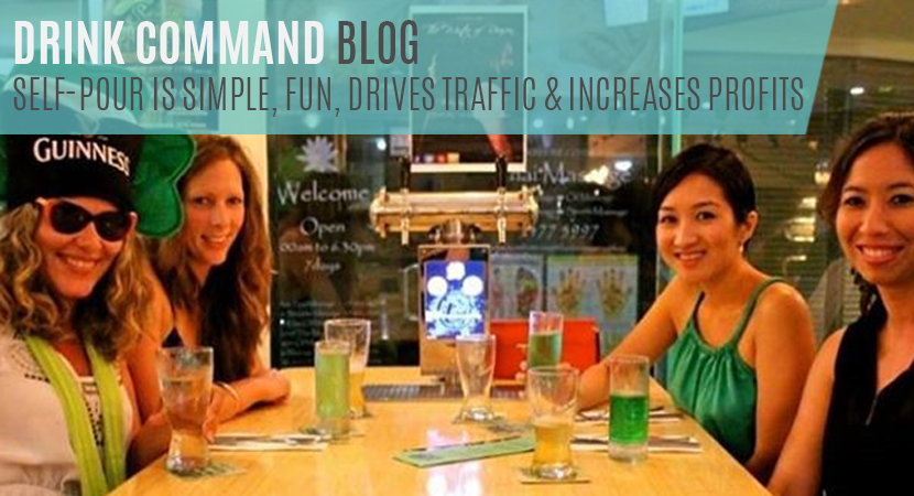 Blog featured image self-pour is simple, fun, drives traffic & increases sales