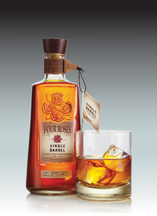 Four Roses Single Barrel Private Selection from Lincoln Whiskey Kitchen