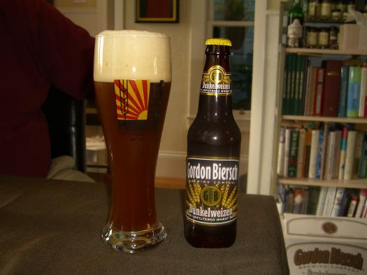 gordon biersch dunkelweizen