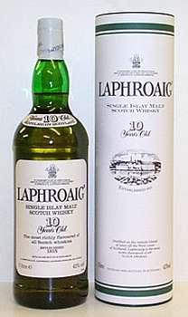 Laphroaig 10 Years Old (2008)