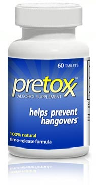 pretoxx hangover supplement
