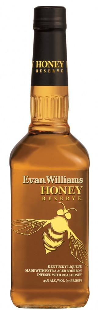 Evan Williams Honey Reserve Liqueur