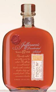 jeffersons presidential select 17 year