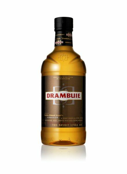 drambuie new bottle design