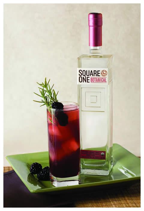square one botanical vodka