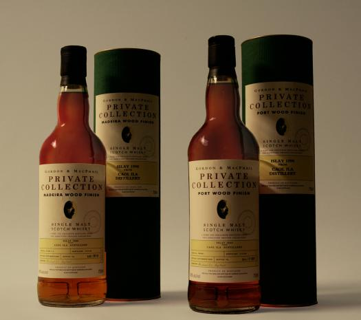 Gordon & MacPhail Private Collection Caol Ila 10 Years Old Madeira Finish