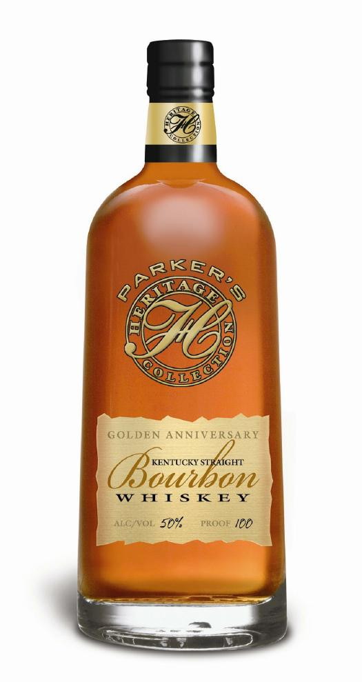 Parker's Heritage Collection Golden Anniversary Bourbon Whiskey (2009)