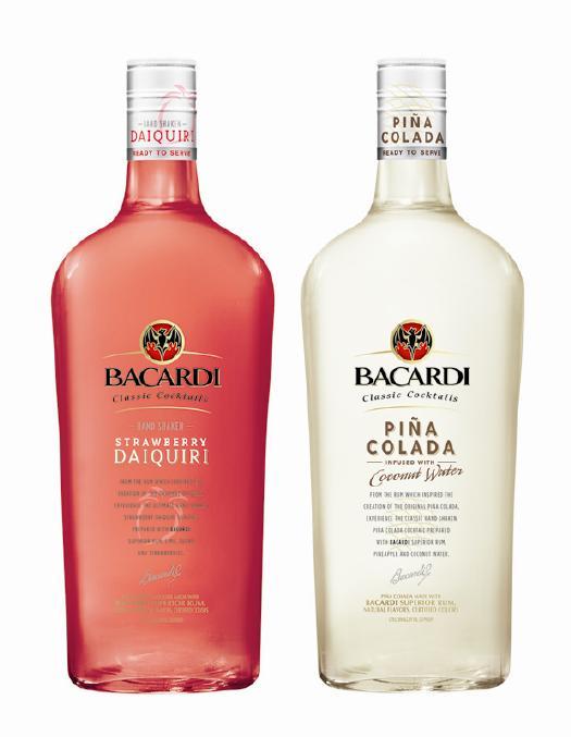 Bacardi Strawberry Daiquiri