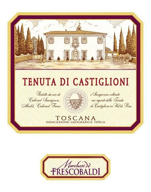 2008 Frescobaldi Tenuta di Castiglioni Toscana