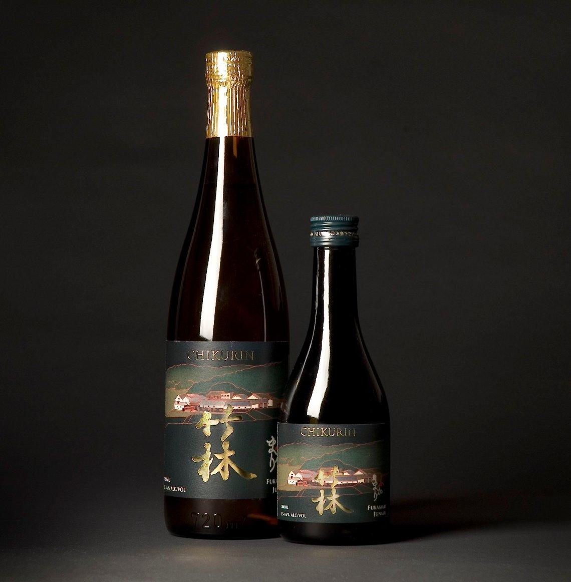 Chikurin Fukamari Junmai