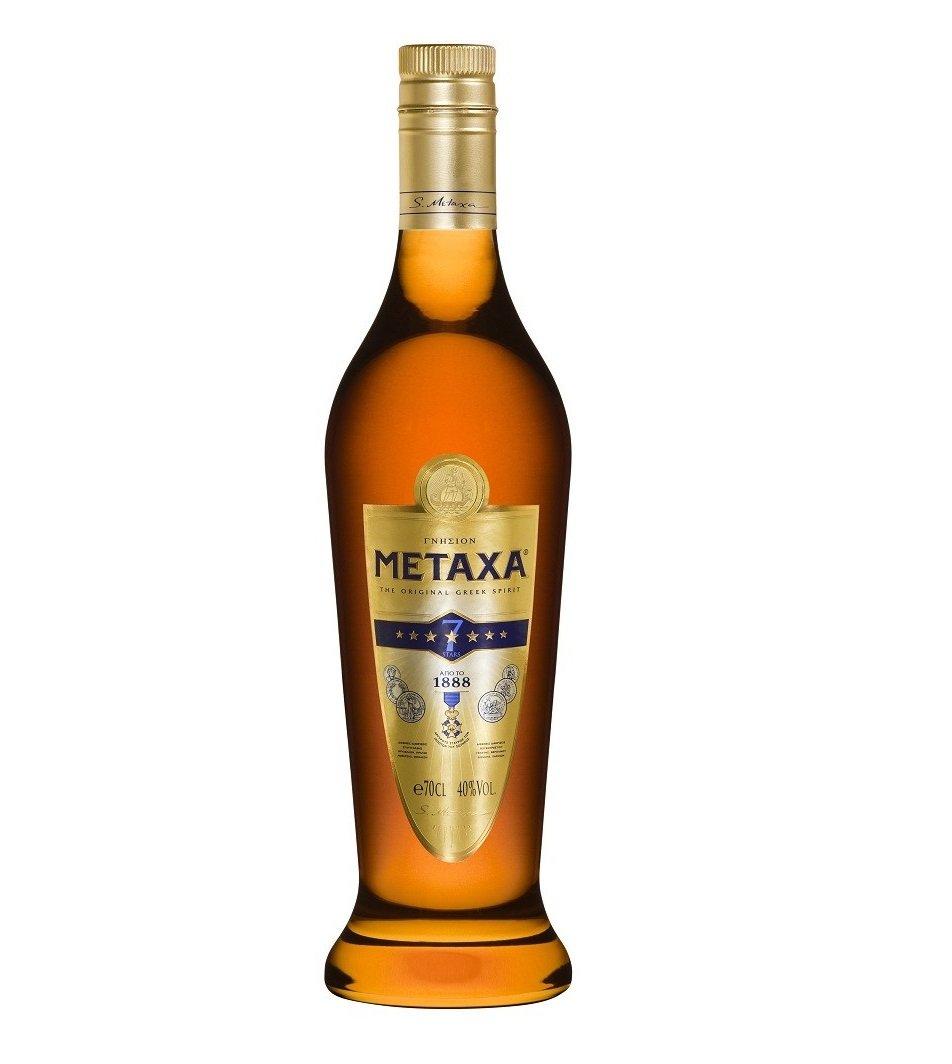 Metaxa Greek Spirit 7 Stars