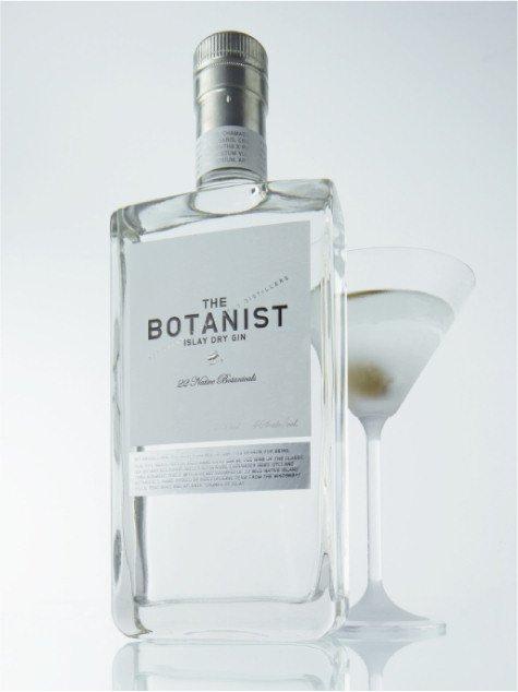 The Botanist Islay Dry Gin (2012)