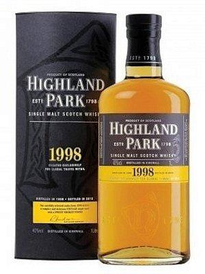 Highland Park 1998 Vintage