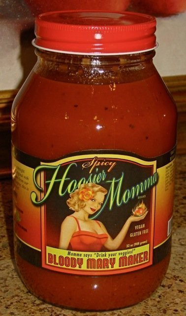 hoosier momma bloody mary mixer