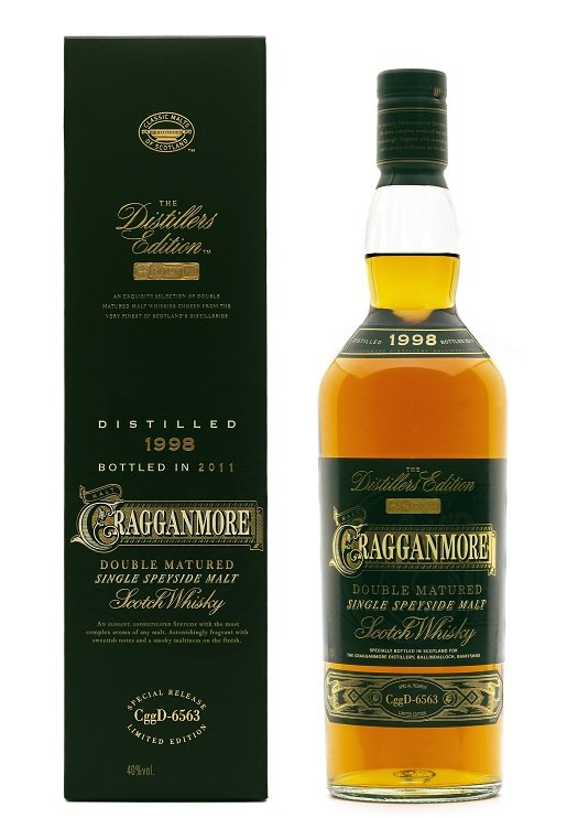 Whisky review/tasting: cragganmore distillers edition youtube.