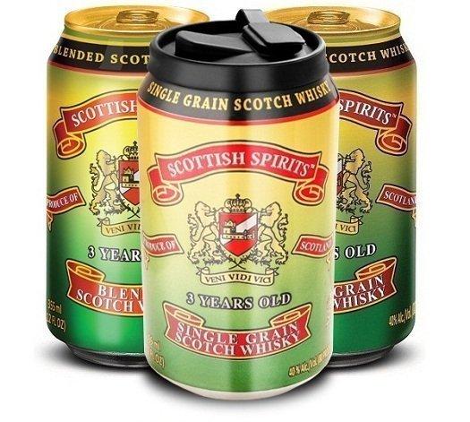 scotch in a can