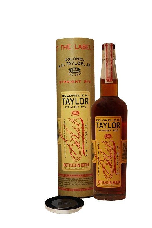 Col. E.H. Taylor Rye Whiskey