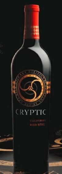 2010 Cryptic Red Wine California
