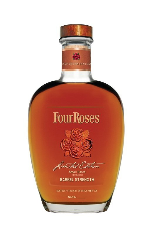 Four Roses Limited Edition Small Batch Bourbon 2012 Edition